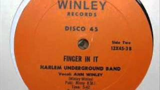 Harlem Underground Band   Finger In It