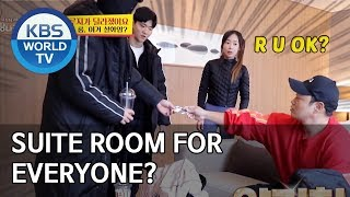Suite room for everyone? [Boss in the Mirror/ENG/2020.01.26]