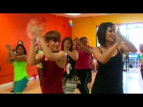 Fitness Class – Zumba Fitness Studio, Whittier, CA
