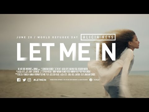 ", [WATCH IT HERE/VIDEO] ""Let Me In!"" Alicia Keys Stars in Short Film Tackles Refugee Crises in Honor of World Humanitarian Day!"