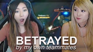 xChocoBars - BETRAYED BY MY OWN TEAMMATES ft. AngelsKimi