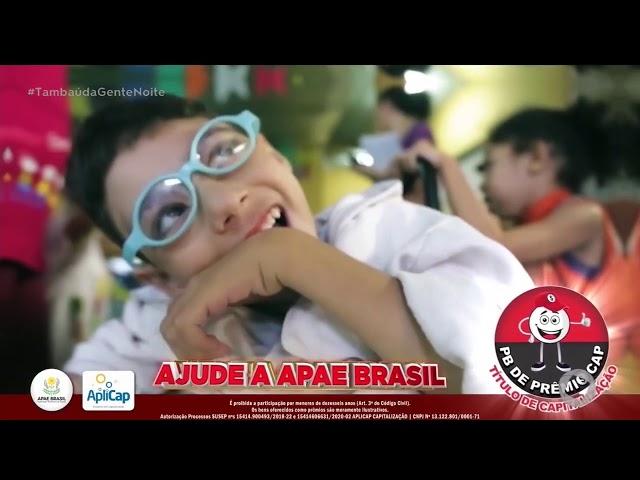 Tambaú da Gente Noite - PB de prêmios - 20-01-2021