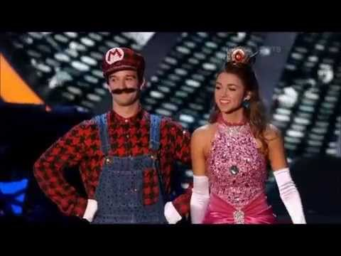 Sadie Robertson & Mark Ballas - Freestyle