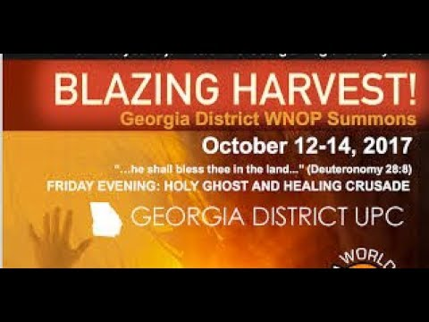 WNOP Blazing Harvest Josh Herring Dimensions of Prayer and Intercession