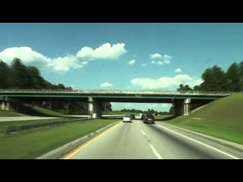 I-20 East, South Carolina: Columbia to Florence