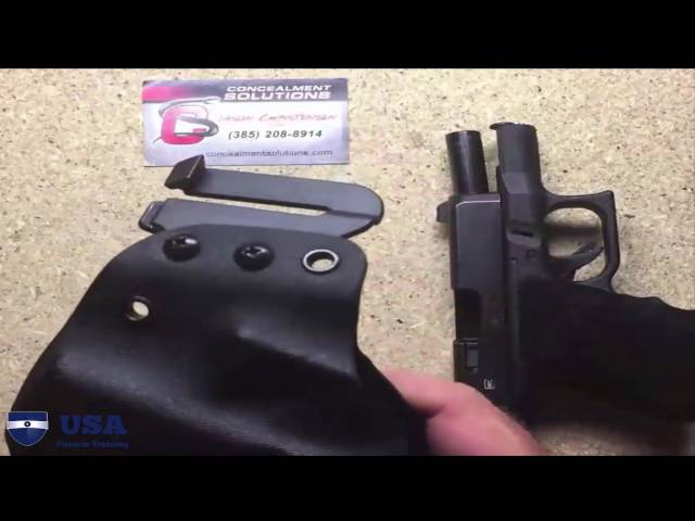 Concealment Solutions Cobra OWB Holster Review