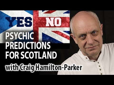 SCOTLAND: Psychic Predictions for Second Scottish Independence Referendum