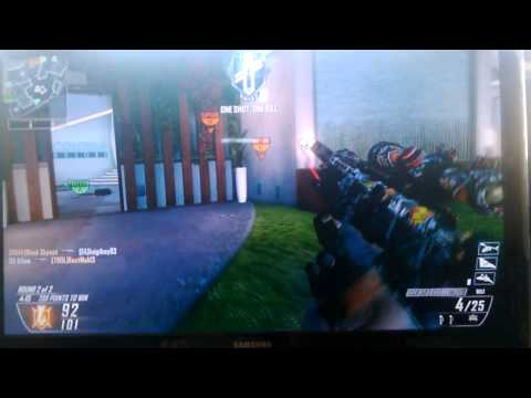 OG Allow hits Randon Online Shot