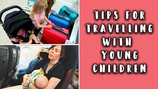 TIPS FOR TRAVELLING WITH KIDS (PLUS APPS WE LOVE)