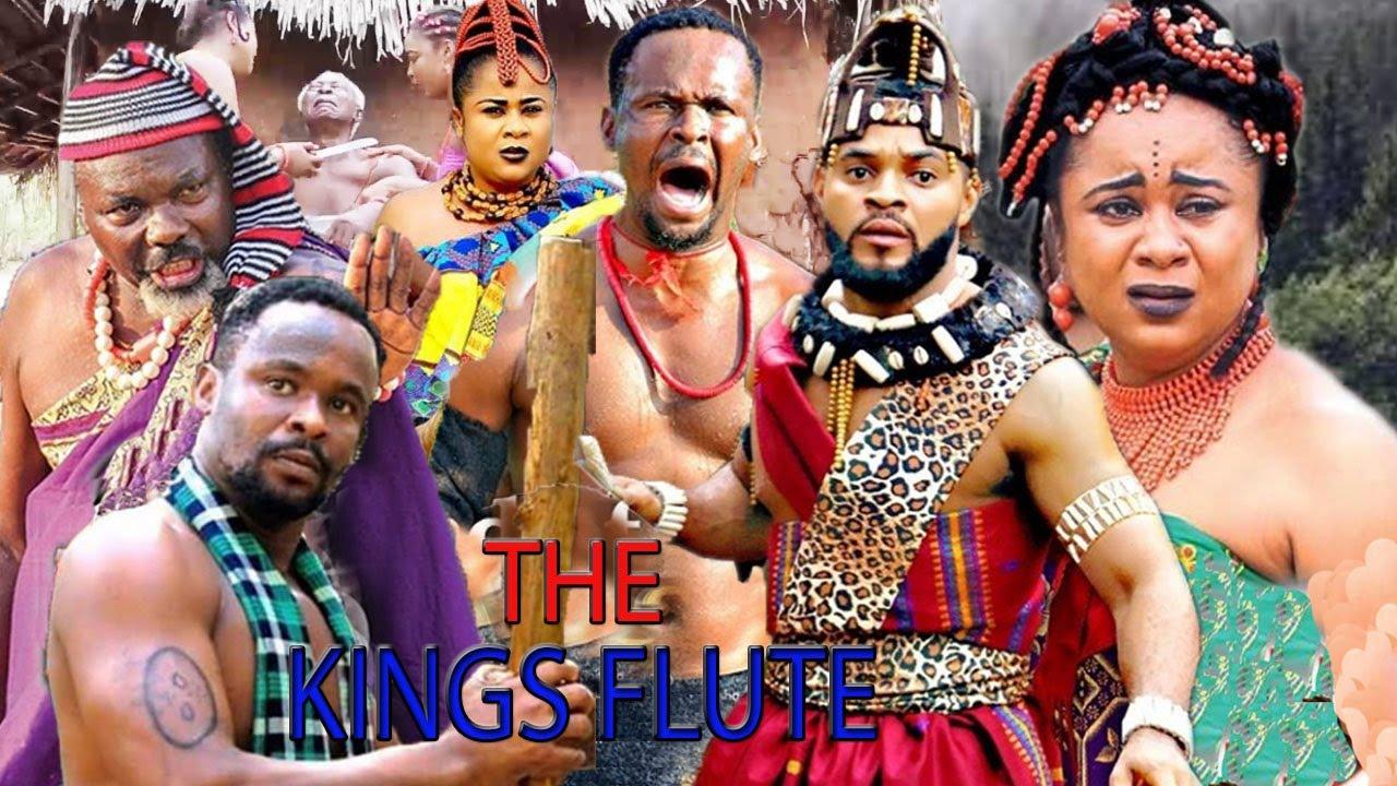 Download The Kings Flute Part 1&2 (New Movie) - Zubby Micheal|Uju Okoli 2020 Latest Nigerian Nollywood Movie