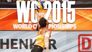 WORLD CUP 2015 TEASER • Beach Volleyball World