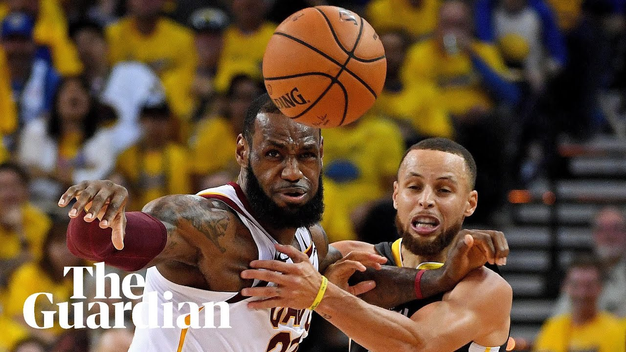 a2d4daddfe46 NBA finals: Warriors and record-breaking Stephen Curry destroy Cavaliers in  Game 2 | Sport | The Guardian