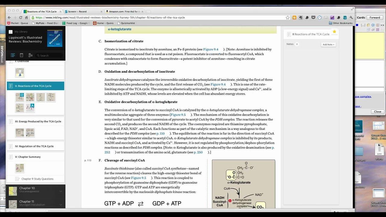 Dr Willbe: Screencast - Studying Biochemistry with Anki