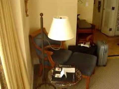 Fairmont Hotel Santa Monica Los Angeles Room Video
