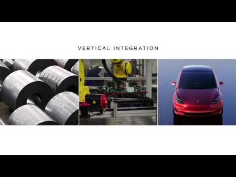 Elon Musk opens the Tesla Gigafactory 2016 7 29 1