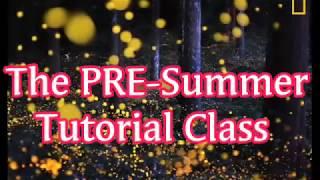 2019 여름방학선행학습 프로그램