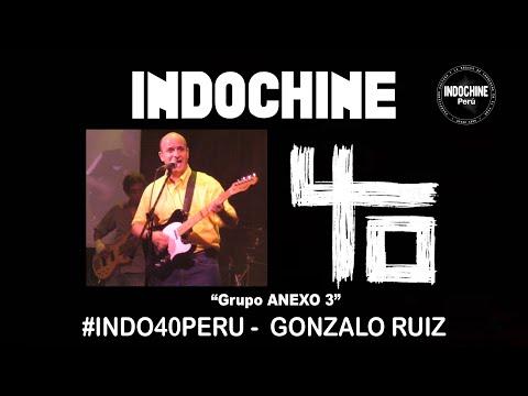 #INDO40PERU - Entrevista a Gonzalo Ruíz (Grupo Anexo 3)