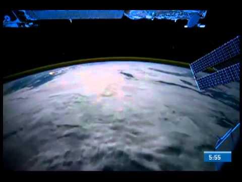 Video de la rotacin de la tierra desde el espacio EfektoTV