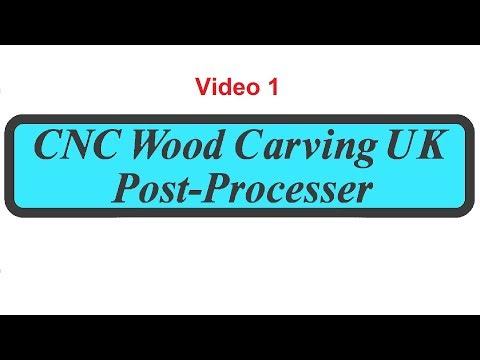 Aspire Post Processor Video 1