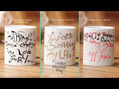 Hidden Message Mug