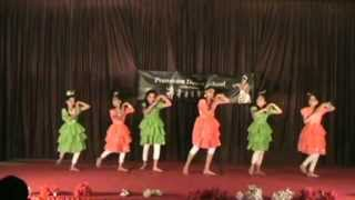 Pranavam Dance School 2013 (Poo Pookkum)