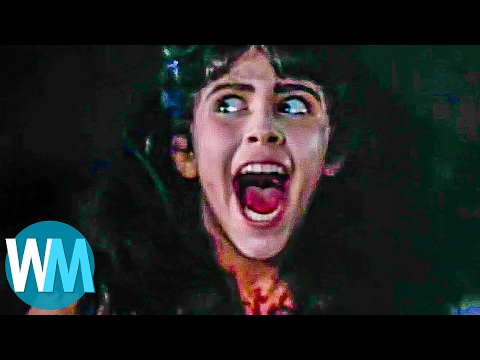 Top 10 Best Horror Movie Endings of ALL TIME!