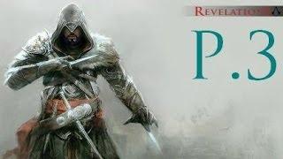 Assassin's Creed Revelations 100% Walkthrough Part 3