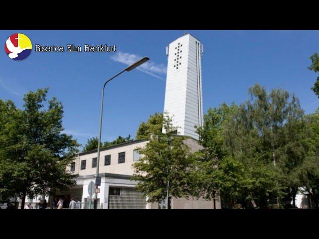 LIVE Biserica Penticostala Elim Frankfurt 07.02.2021