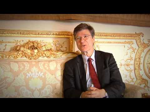 """We need pioneers all over the world..."" - Interview of Jeffrey D. Sachs"
