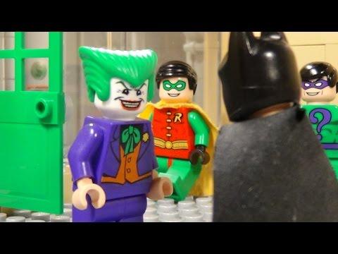Lego Batman- Arkham Asylum Breakout 2