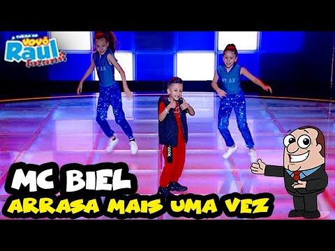 MC BIEL Canta Só Quer Vrau   FUNKEIRINHOS   RAUL GIL