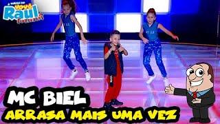 "MC BIEL canta ""Só quer Vrau"" | FUNKEIRINHOS | RAUL GIL"