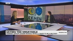 FEMEN leader Inna Shevchenko on her path to becoming a feminist activist