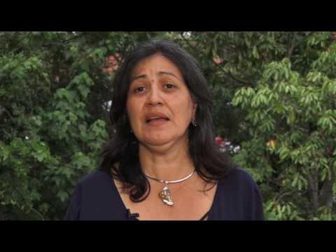 Nelly Lopez, I Congreso Internacional Agua, Cultura y Territorio, Costa Rica