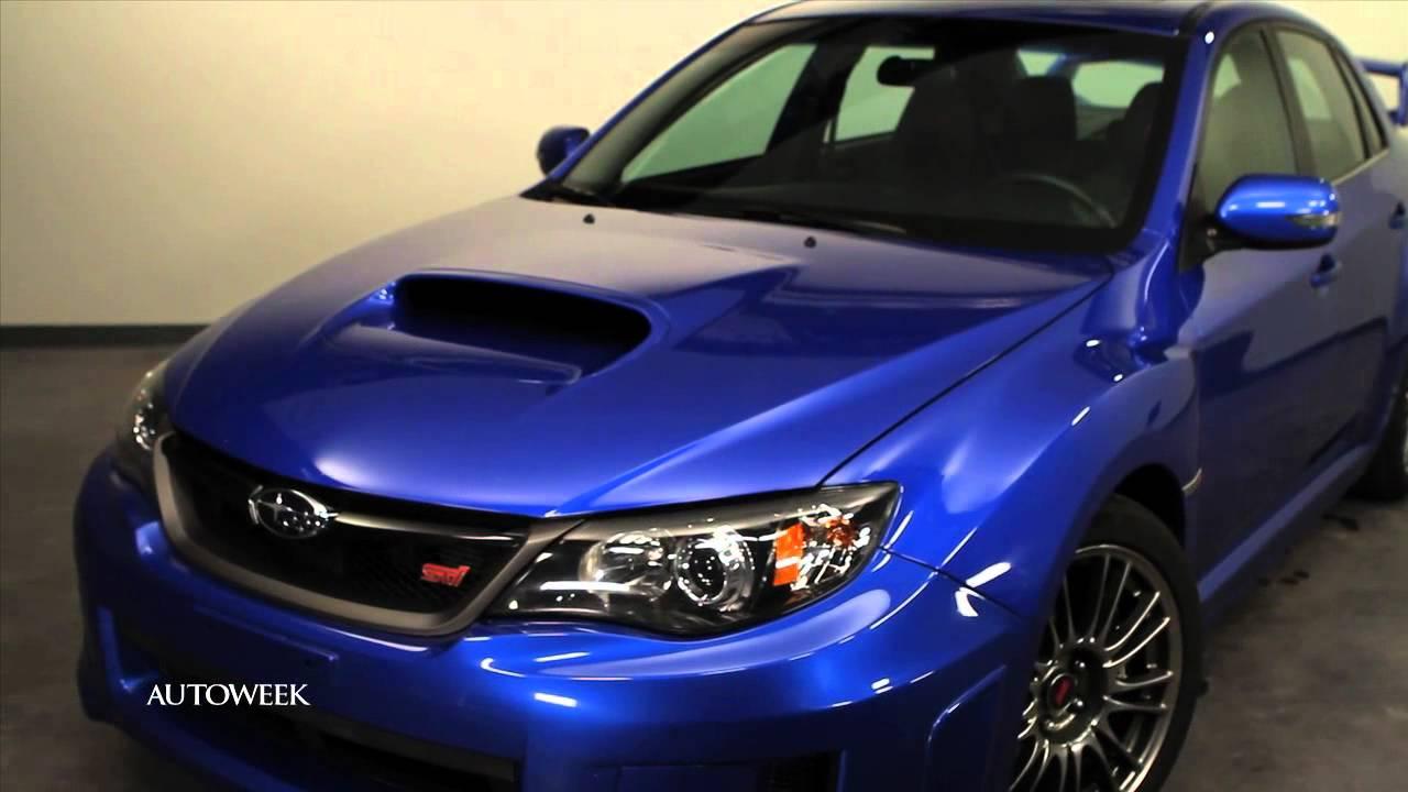 Subaru Impreza WRX STI: The wrap up - Autoweek TV