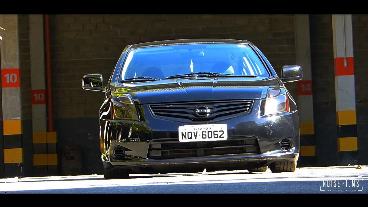 Nissan Sentra Rebaixado Blackout