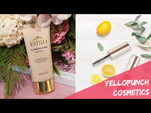 Yellopunch Cosmetics – Estilo and Yam Yam Skincare and Makeup