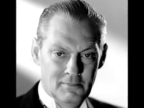 Lionel Barrymore biography