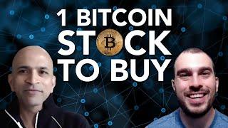 Bulls and Bitcoin: 1 Stock to Buy Post-Halving