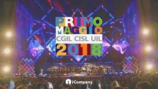 Il Concerto del Primo Maggio 2018 in 3 minuti!