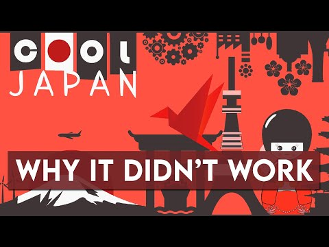What Is Cool Japan And Why It's Not Doing Well
