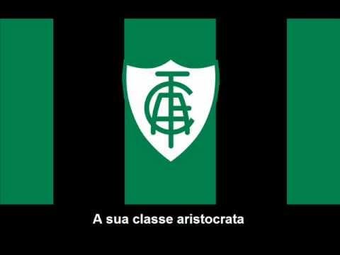 Hino Oficial do América Futebol Clube (MG) - Hinos de Futebol - Cifra Club 951441f1273c8