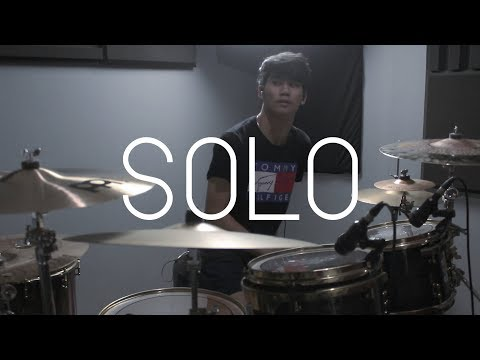 JENNIE - 'SOLO' (Drum Cover) | EarthEPD