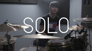 Jennie 39 SOLO 39 Drum Cover EarthEPD.mp3