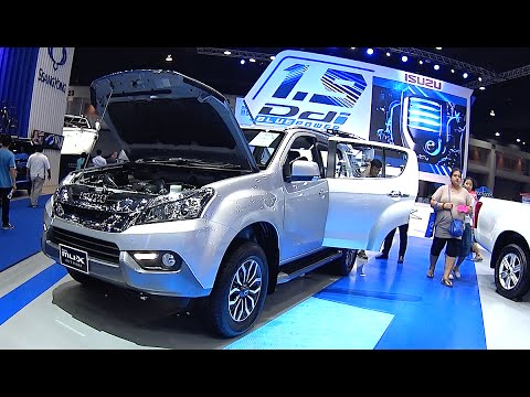 All New 2016 2017 Isuzu Mu X 1 9 Ddi Blue Power Turbo Diesel Youtube