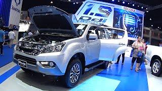 All new 2016, 2017 Isuzu MU-X 1.9 Ddi Blue power turbo diesel
