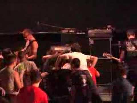 "Outbreak - ""MP/You're a Waste"" Bridge Nine Records - (Live - 2004)"