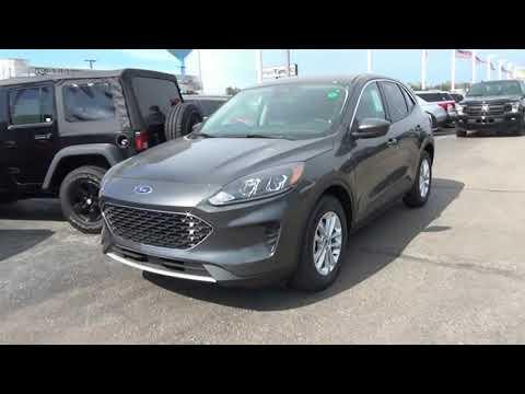 2020 Ford Escape SE [LISTING TYPE] 204502