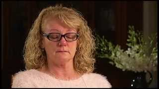 Karen Nettleton describes seeing the pictures of her grandson holding a severed head