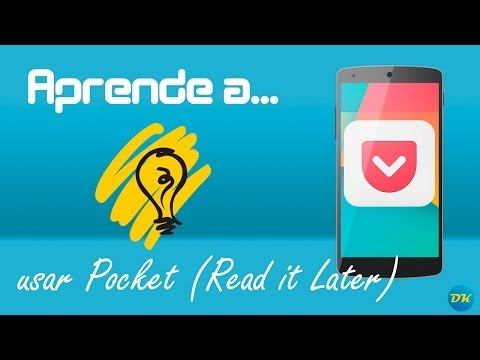 Aprende A Usar Pocket (Read It Later)